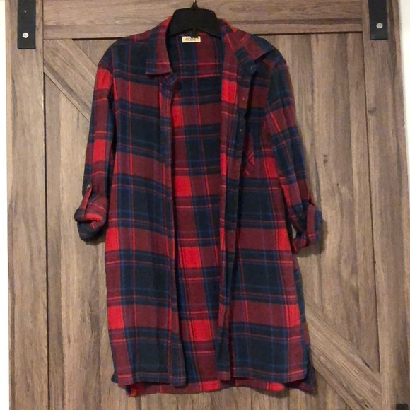 🌿3 for 20🌿 Long Flannel